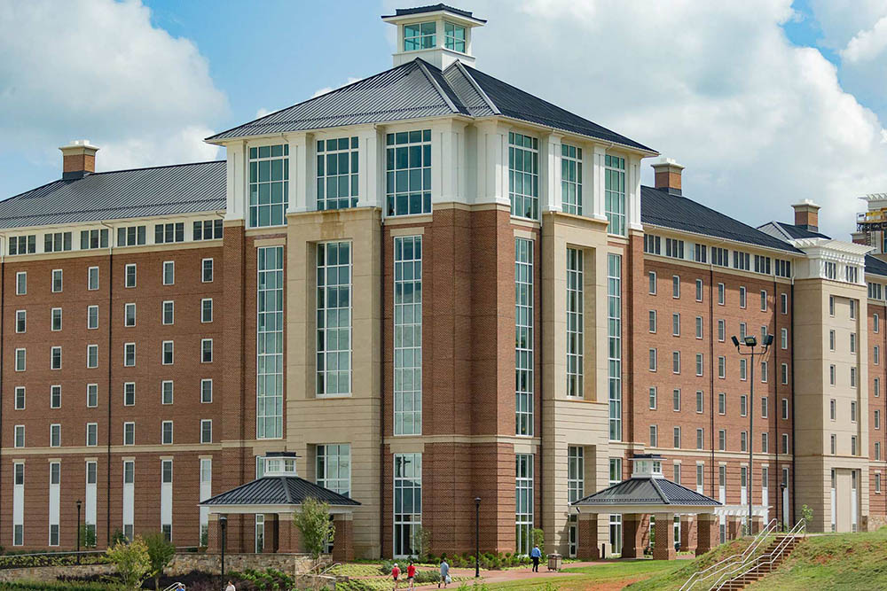 Campus Life Liberty University